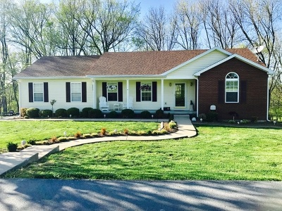 Campbellsville Single Family Home For Sale: 344 Woodhill Road