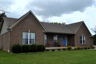 Meade County Single Family Home For Sale: 2155 Little Bend Road