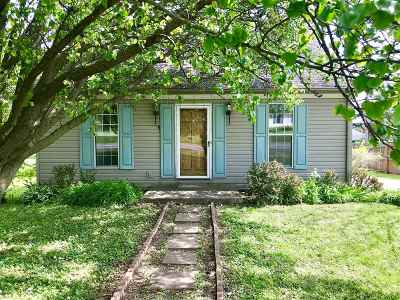 Radcliff Single Family Home For Sale: 928 W Vine Street