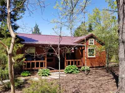 Grayson County Single Family Home For Sale: 100 Little Cabin Lane