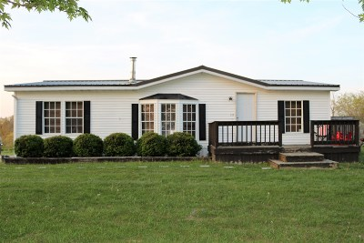 Hodgenville Single Family Home For Sale: 160 Castleman Road