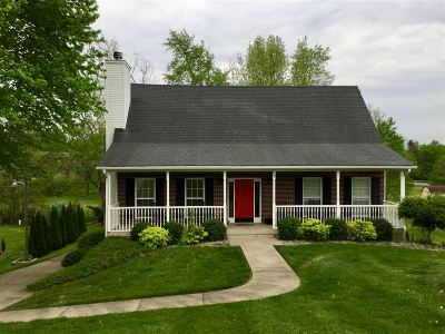 Meade County, Bullitt County, Hardin County Single Family Home For Sale: 106 Patrick Court