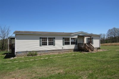 Breckinridge County Single Family Home For Sale: 353 St Clair Lane