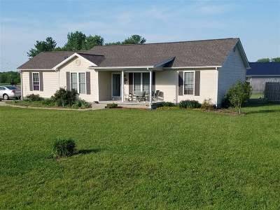 Leitchfield Single Family Home For Sale: 330 Beaver Dam Creek Rd.