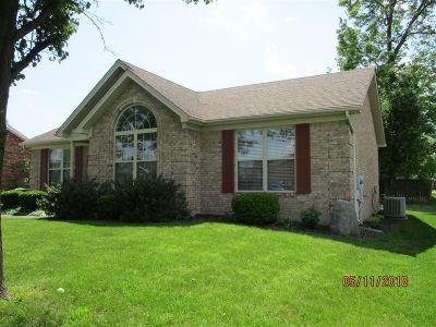 Bullitt County Single Family Home For Sale: 121 Joshua Court