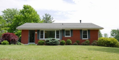 Radcliff KY Single Family Home For Sale: $136,500