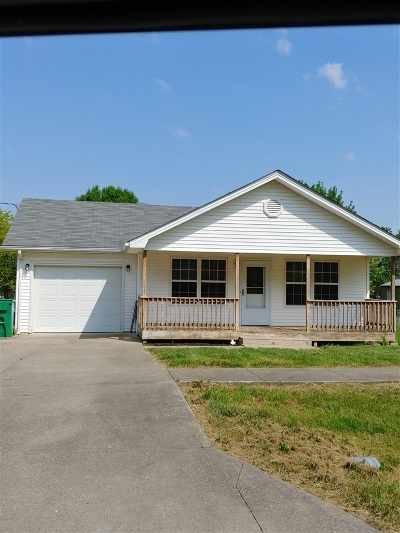 Vine Grove Single Family Home For Sale: 210 Red Hill Road