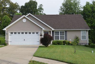 Elizabethtown Single Family Home For Sale: 135 Alumni Drive