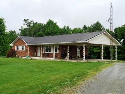Greensburg Single Family Home For Sale: 3998 Fry Ridge