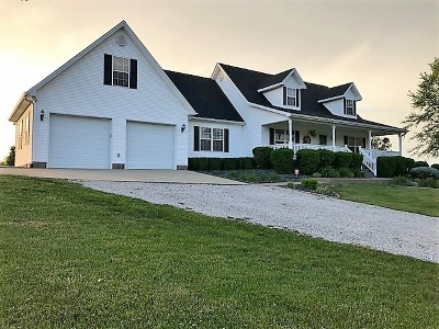 Magnolia Single Family Home For Sale: 3605 S L & N Turnpike