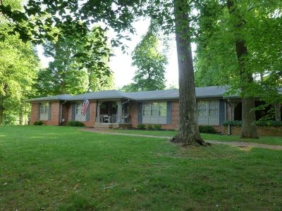 Hodgenville Single Family Home For Sale: 214 Forest Hill Road