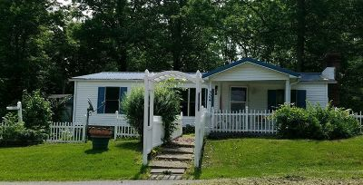 Edmonson County Single Family Home For Sale: 324 Woodland Drive