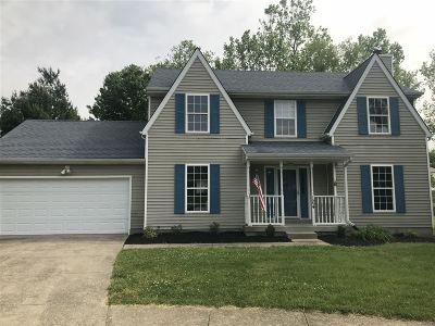 Elizabethtown Single Family Home For Sale: 104 Garden Brook Court