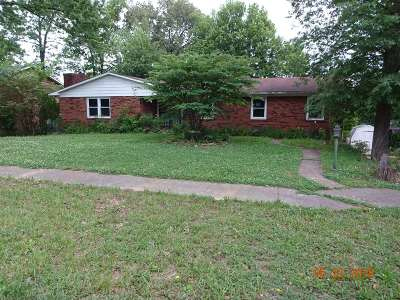 Radcliff Single Family Home For Sale: 203 Johns Road