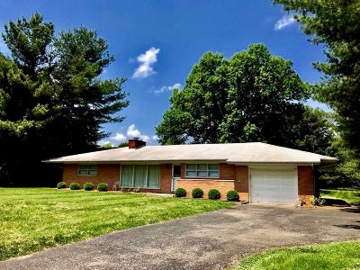 Brandenburg Single Family Home For Sale: 1316 Old State Road