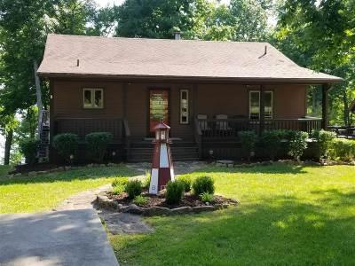 Mcdaniels Single Family Home For Sale: 742 Clark Barr Lane