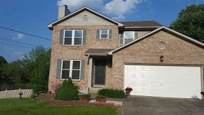 Meade County, Bullitt County, Hardin County Single Family Home For Sale: 204 Oak Valley Court