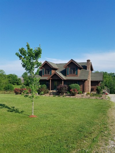 Nelson County Single Family Home For Sale: 330 Spalding Lane