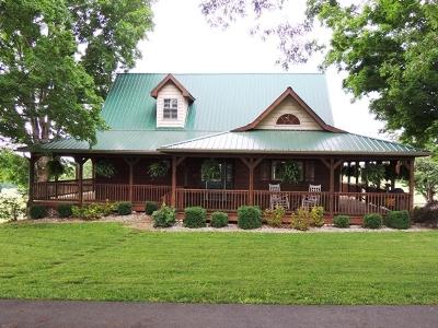 Columbia Single Family Home For Sale: 1419 Sulphur Springs