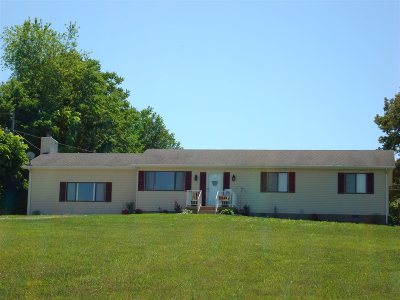 Meade County Single Family Home For Sale: 1245 N Thompson Lane