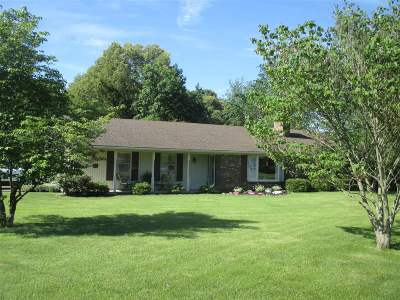 Radcliff KY Single Family Home For Sale: $189,400