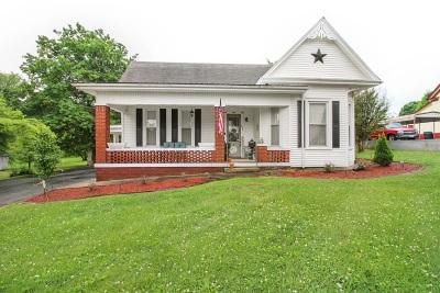 Horse Cave Single Family Home For Sale: 317 E Main Street