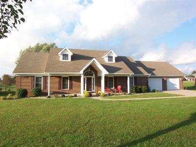 Bardstown Single Family Home For Sale: 1016 Bryan Drive