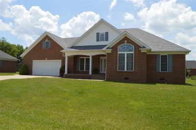 Bardstown Single Family Home For Sale: 105 McKenna Way