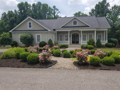Campbellsville Single Family Home For Sale: 20 Cambridge Way