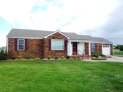 Nelson County Single Family Home For Sale: 1301 Templin