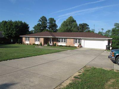Hardinsburg Single Family Home For Sale: 109 Blancett Lake Road