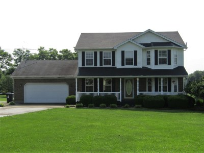 Meade County Single Family Home For Sale: 85 Diana Lane
