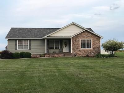 Hardinsburg Single Family Home For Sale: 287 Armes Payne Lane
