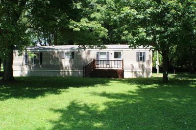 Elizabethtown Single Family Home For Sale: 2258 Middle Creek Road