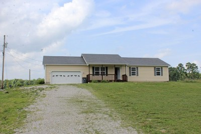 Meade County, Bullitt County, Hardin County Single Family Home For Sale: 4590 Flaherty Road