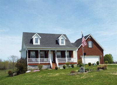 Meade County, Bullitt County, Hardin County Single Family Home For Sale: 81 Boulder Drive