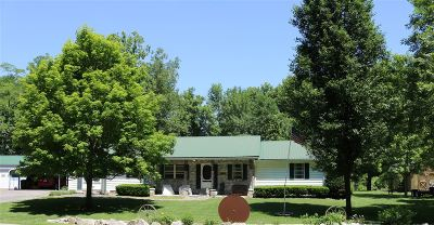 Hodgenville Single Family Home For Sale: 558 Bardstown Road