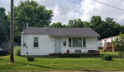 Taylor County Single Family Home For Sale: 113 E Walnut Street