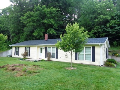 Campbellsville Single Family Home For Sale: 386 Earthborne Lane