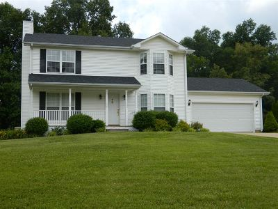 Elizabethtown KY Single Family Home For Sale: $215,000