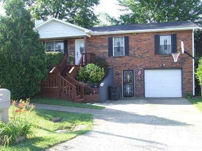 Radcliff KY Single Family Home For Sale: $138,900