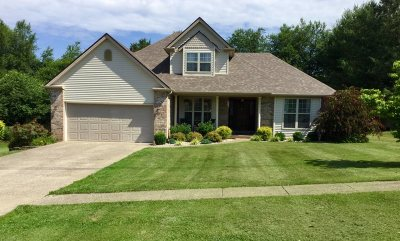 Elizabethtown KY Single Family Home For Sale: $319,900
