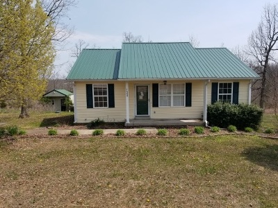 Leitchfield Single Family Home For Sale: 1460 Claggett Road