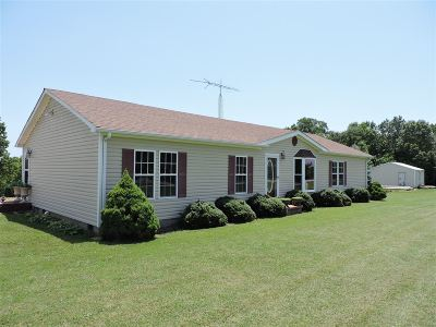 Hardinsburg Single Family Home For Sale: 6810 N Highway 259