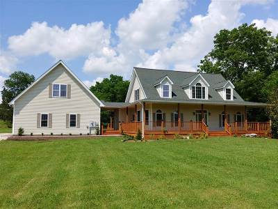 Cecilia Single Family Home For Sale: 3562 Hardinsburg Road