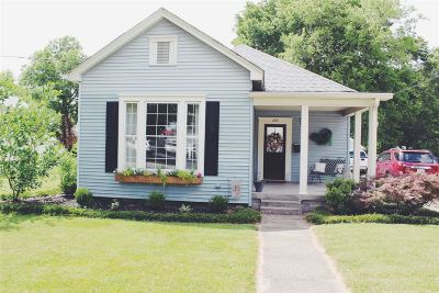 Elizabethtown KY Single Family Home For Sale: $179,900