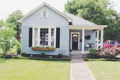 Meade County, Bullitt County, Hardin County Single Family Home For Sale: 208 S Miles Drive