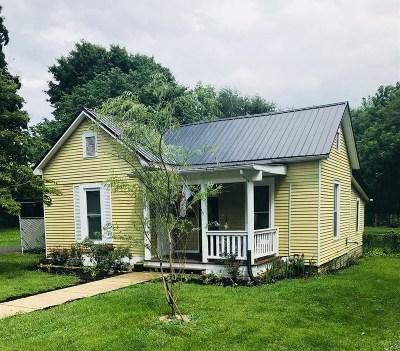Meade County, Bullitt County, Hardin County Single Family Home For Sale: 307 Central Avenue