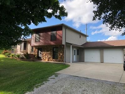 Meade County, Bullitt County, Hardin County Single Family Home For Sale: 4712 Rineyville Road
