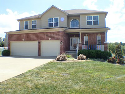 Vine Grove Single Family Home For Sale: 103 Chianti Circle